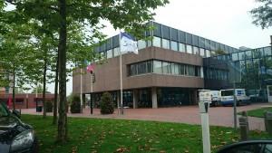 Gemeentehuis Stadskanaal. (F: RTVS)