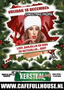poster christmasproms fullhouse